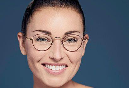 Comment Se Maquiller Si On Porte Des Lunettes Rondes Maquillage Beaut Maquillage Soins