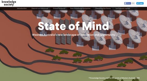 State of Mind, Knowledge Society