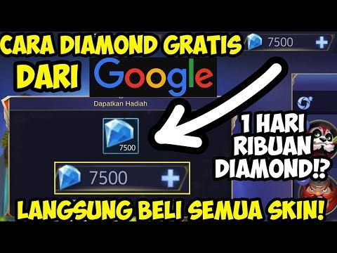 Ampuh Cara Mendapatkan Diamond Dari Google Youtube Google