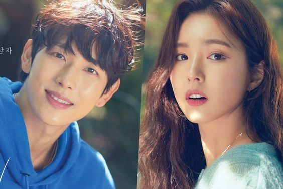 "Im Siwan And Shin Se Kyung Are Destined For Each Other In ""Run On"" Posters"