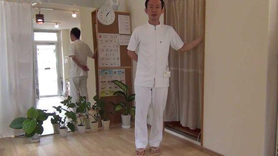 かんたん! 自動整体! 股関節は健康の要です! 徹底して股関節周りを鍛える!