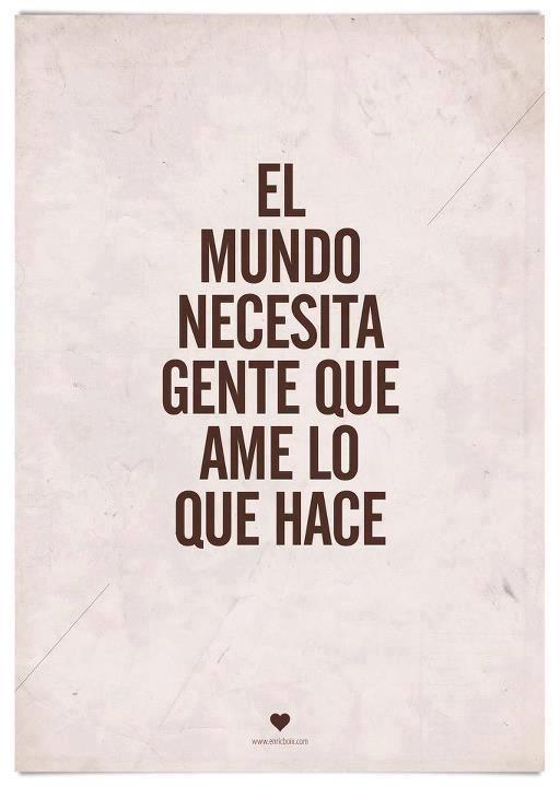 Tan cierto !!