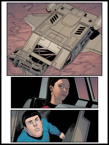 Star Trek: Episode 12  #motionbooks #madefire #startrek