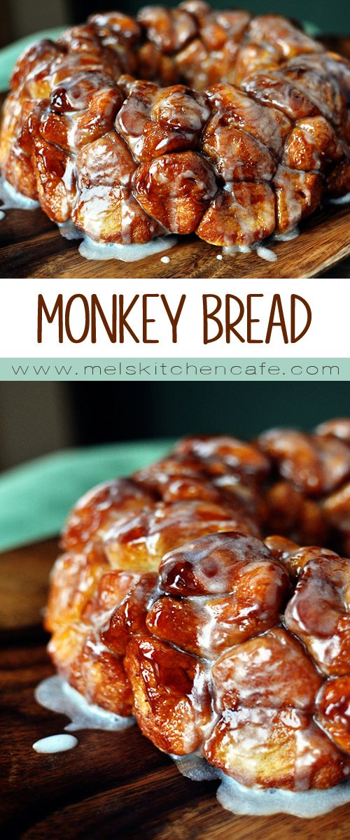 There really is no comparison to this gooey, sweet, decadent monkey bread.