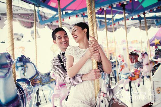 Carnival Ride shoot - love