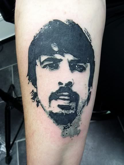 dave grohl tattoos google search tattoos i want pinterest tattoos and body art search. Black Bedroom Furniture Sets. Home Design Ideas