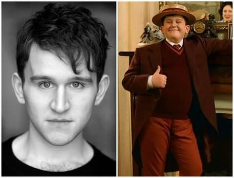 Happy Birthday Harry Melling Who Portrayed Dudley Dursley In The Harry Potter Films Harry Potter Actors Harry Potter Films Harry Potter