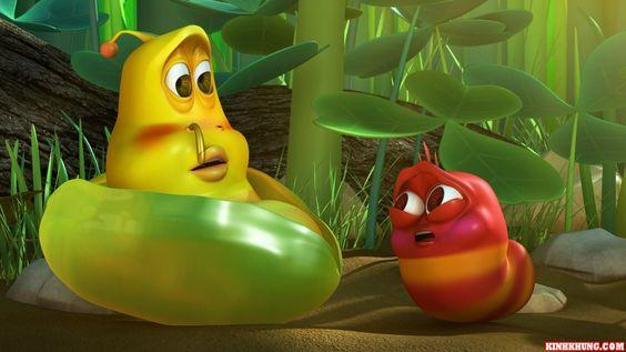 ... Bộ phim nói về hai con sâu một con màu đỏ thông minh tinh nghịch một con  màu vàng tham ăn lém lỉnh. Dưới một ống cổng ở thành phố là ngôi ...