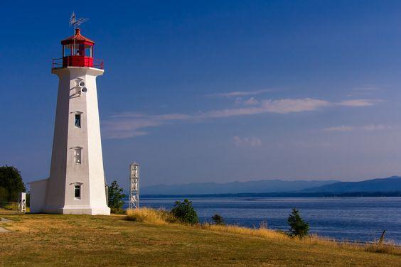 Cape Mudge Lighthouse, Quadra Island
