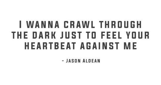 Burning It Down - Jason Aldean