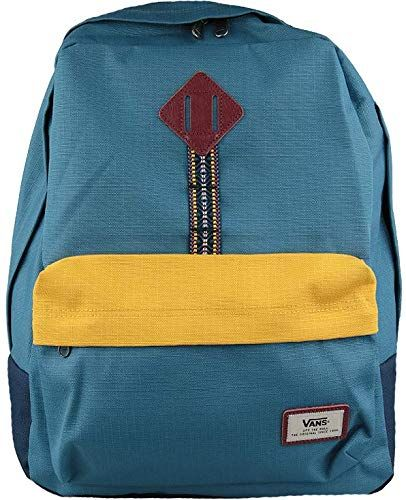 Bag Blue Yellow Backpack