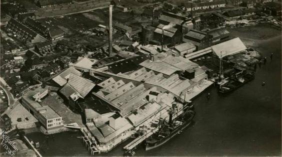 Rotterdam Kralingseveer - Albatros Superfosfaatfabriek