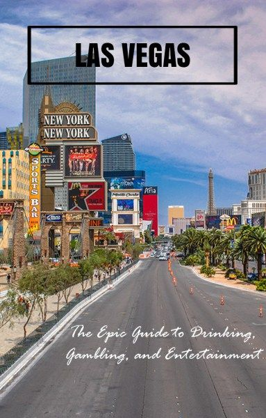 Las Vegas can seem pretty overwhelming for a first time visitor so it's good to have a plan. Use this Epic Guide to navigate your time there.