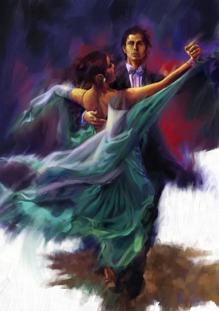 I Love Ballroom Dancing