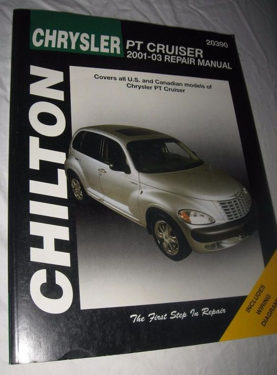 Chilton Chrysler PT Cruiser 2001-2010 Repair Manual 20390