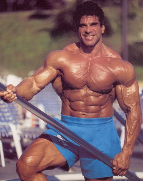 lou ferrigno - Google zoeken | All About LOU | Pinterest
