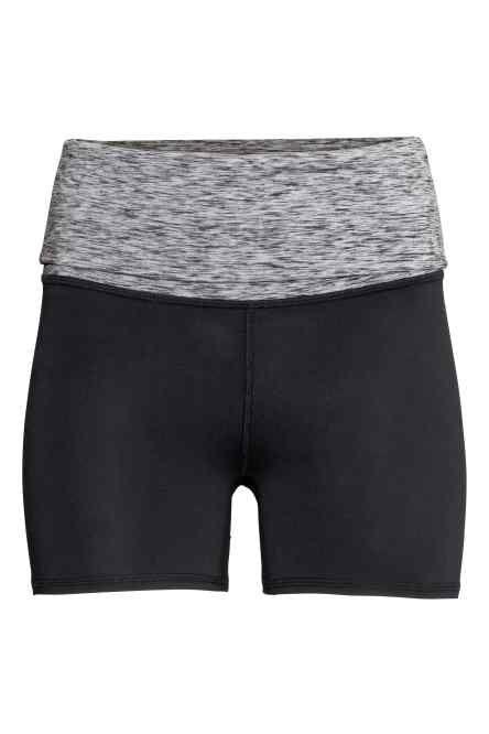 Pantalón corto de yoga