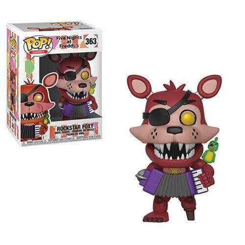 Funko Pop Games Five Nights at Freddy/'s Lefty Vinyl Figure #32060