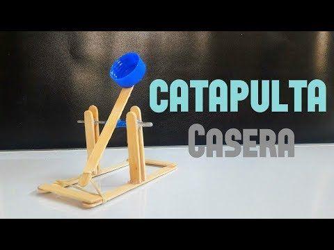 Cómo Hacer Una Catapulta Casera Youtube Catapulta Casera Catapulta Cómo Hacer