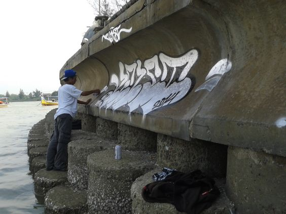 #veistand #yogyakartagraffiti