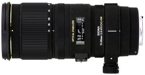Sigma 70-200 mm F2,8 EX DG OS HSM-Objektiv für Canon: Amazon.de: Kamera
