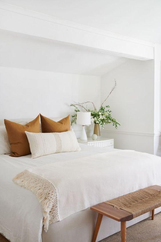 Cozy & Clean Bedroom Interior Design