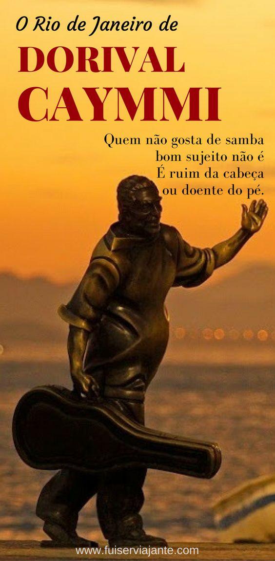 O Rio de Janeiro segundo Dorival Caymmi