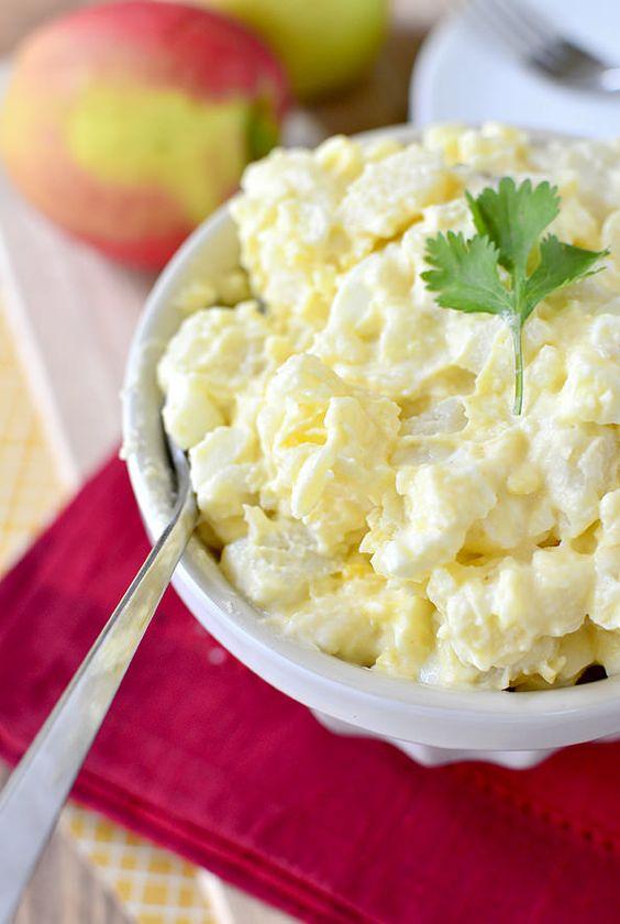 fourth of july potato recipes