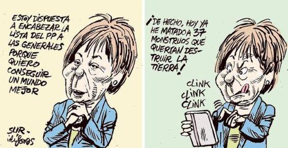 Celia Villalobos quiere repetir