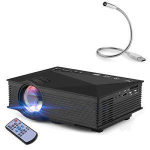 Videoprojecteur Yokkao Mini Wifi Projecteur Portable LCD LED Full HD 1080P 130 » Divertissement Cinéma, Domicile, Théâtre, Multimédia,…