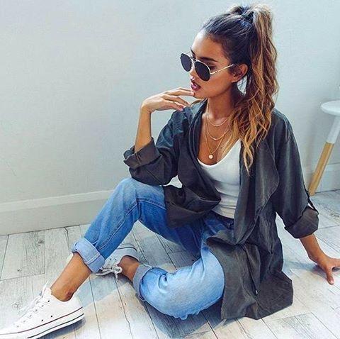 Love her style!! Pic via @showpo