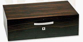 Dunhill White Spot Macassar Cigar Humidor(50 Cigars) by Dunhill. $705.50. Dunhill White Spot Macassar Cigar Humidor(50 Cigars)