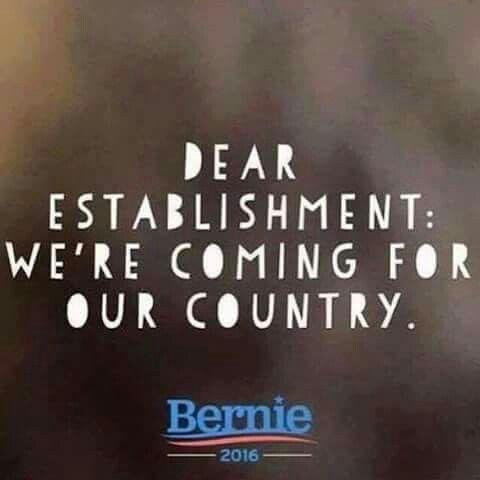 #feelthebern #FeelTheBern #BernieSanders #VoteBernie #Bernie2k16 #polls #caucus #HillaryClinton