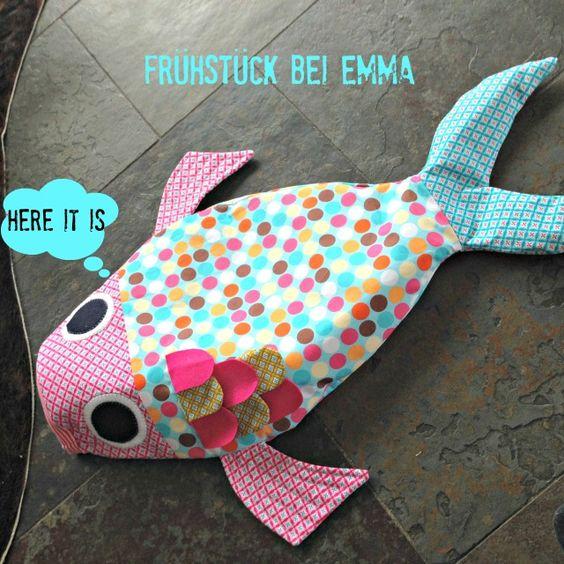 unser Sachenfinderfisch... HUGO