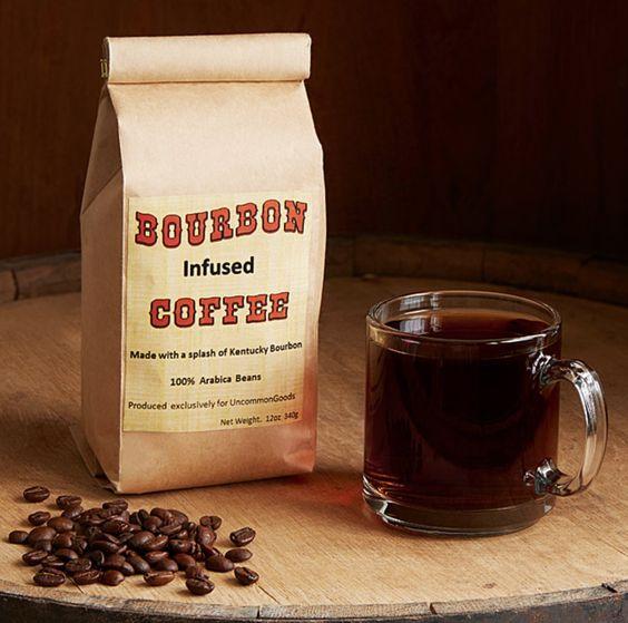 Bourbon Infused Coffee