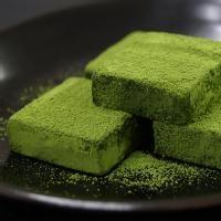 green tea matcha chocolates