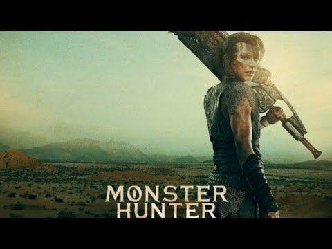 Monster Hunter Official Trailer 2020 Milla Jonovich Tony Jaa In 2020 Monster Hunter Monster Hunter Movie Monster Hunter World
