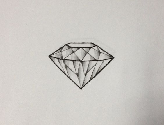 diamond tattoo 3d
