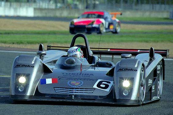 2001 Cadillac LMP  Northstar (3.977 cc.) (T)  Wayne Taylor  Max Angelelli  Christophe Tinseau