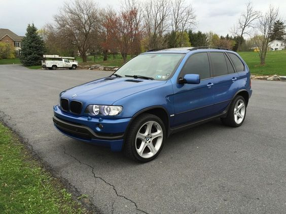 2002 BMW X5 4.6is Reability Review and Wallpaper