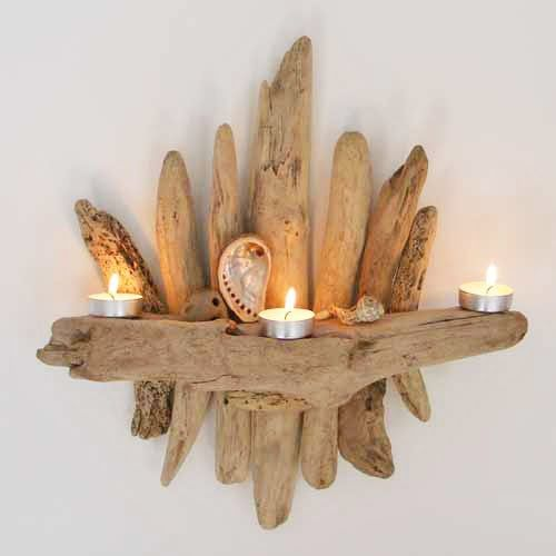 beautiful and simple idea for decoration of the beach house