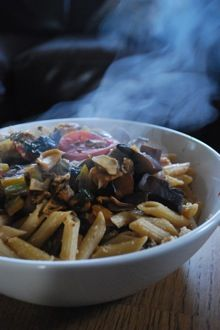 Rachel Ray's Portabella Cacciatore | Saw this on her show and it looks amazing!