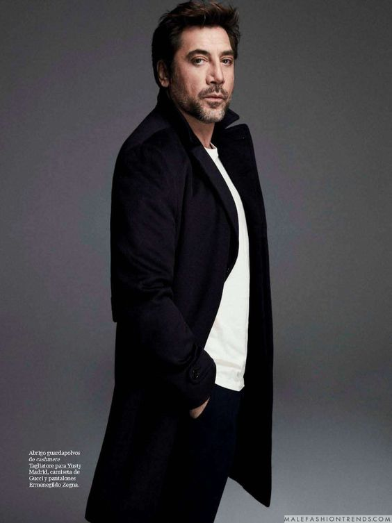 Male Fashion Trends: Javier Bardem posa para GQ España en fotos de Álvaro Beamud