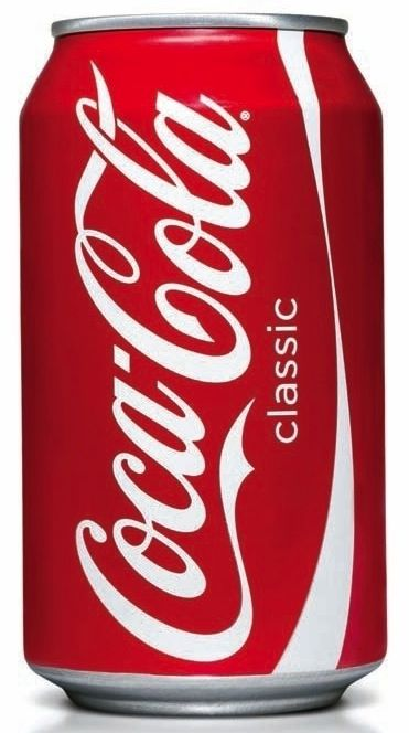 Coke classic - the only real cola worth drinking.
