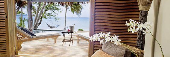 Tokoriki Island Resort in Fiji