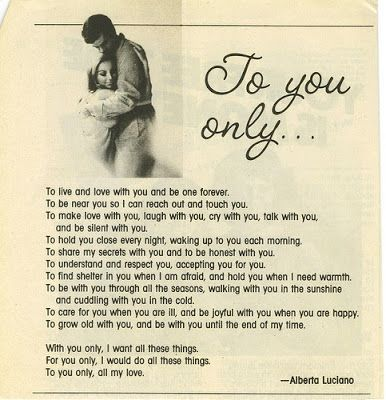 Image result for love poems for the one you love