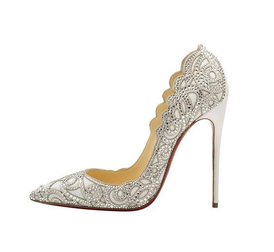 christian louboutin wedding shoes pinterest | Landenberg Christian ...