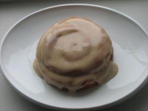 Yummy cinnamon rolls #vegan