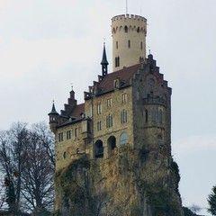 wackelig - Schloss Lichtenstein -