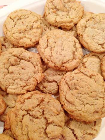 The Best Toffee Cookie Recipe   Storypiece.net
